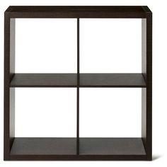 "4-Cube Organizer Shelf 13"" - Threshold™ : Target"