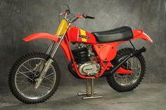 """1977- Maico AW """"Adolph Weil"""" Series 250/440 MC"""