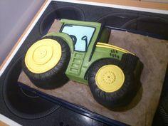 Traktor Torte