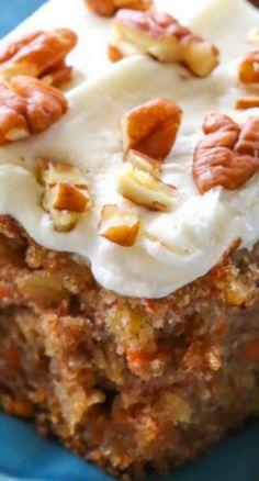 Moist Carrot Cake                                                                                                                                                                                 More
