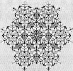 albatross / Kris Davidson / Sacred Geometry <3