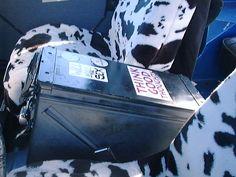 Ammo Box console for a Jeep.  DIY auto furniture!