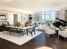 View 21 photos of this $23,800,000, 4 bed, 5.0 bath, 4557 sqft condo located at 20 W 53rd St # 47, New York, NY 10019 built in 2014. MLS # 2505993.