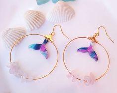 フープ ホエールテイル pink | beach shop N.s