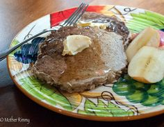 Recipe: Oatmeal Pancakes with Apples and Cinnamon - Mother Rimmy's Cooking Light Done Right