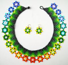 Image result for saraguro bead patterns