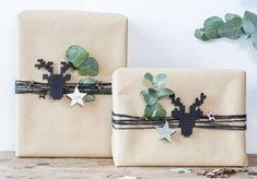 DIY - Emballage cadeau créatif