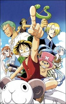 One Piece. Gol D Roger was the King of the Pirates and had the world's treasures, including the fabled One Piece. On his execution he announces it for the taking which sets off the Pirate Age. 20 years later Monkey D Luffy, inspired by his childhood hero sets out to become the next Pirate King and find the One Piece treasure. Interesting series that makes me think what if you took Tom Sawyer and gave him a pirate ship. Imaginative series,humor mixed with seriousness, and the value of…
