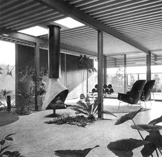 "Mid-Century Modern Freak | Experimental Research House  1956 ""The X-100"" 