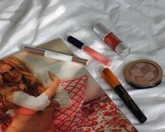 Summer make-up essentials by blogger Sara. #lumene
