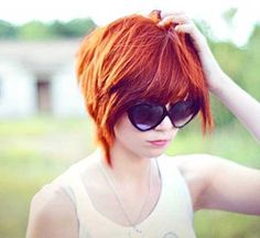 The Best 20 Cute Short Hairstyles | Fuzito