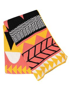 15 Blankets to Throw on Your Couch This Fall via Brit + Co.