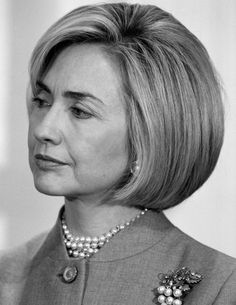 Hillary Clinton's Best Hair Moments - 1969 to Now