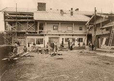 During 1935 refurbishment