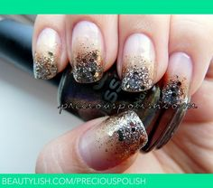 Mixed Metals | Brittney W.'s (preciouspolish) Photo | Beautylish