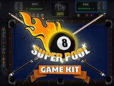 Download Super Pool – Billiard Game UI Kit FREE Unity  Super Pool Billiard Game UI Kit is a classic billiard game UI and game elements pack. This package used to develop the pool game graphics what you need. PC & Mobile friendly buttons. Detailed elements, high-quality classic game ready pool tables.   #gamedev #indiedev #indiegame #indiewatch #indie #Unity #unityassets #games #gaming #unityassetfree #unity3d #gamedevelopment #gamedevs Unity Tutorials, Billiards Game, Unity 3d, Pool Games, Game Dev, Ui Kit, Indie Games, The Unit, Popular Pins