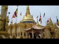 Taman Alam Lumbini Hadirkan Pagoda Megah di Sumatera Utara - Sumatera Utara