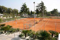 Cannes Garden Tennis Club - © Ville de Cannes