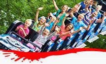 Attractiepark Duinrell in Wassenaar