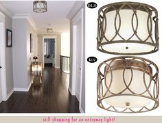 Entry Search Results Spearmint Decor For The Kitchen Over Desk Entryway Lighting Interior Lightinginterior Lightinghallway Ceiling