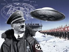 Third Reich Maps of the Inner Earth and videos