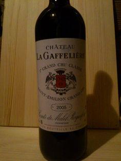 La Gaffeliere 2005 1er Cru