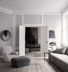 elegant & refined Interior Decorating, Interior Design, Design Art, Floor Colors, Reception Rooms, Dream Rooms, Inspired Homes, Home Decor Styles, Interior Inspiration