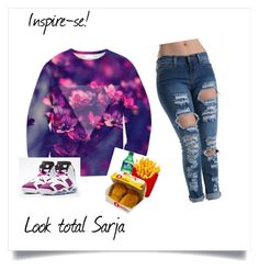 Untitled #1005 by august-baee on Polyvore featuring polyvore, fashion, style and Chicnova Fashion