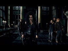 Bellatrix notices one of the Snatchers is carrying a sword that looks like the Gryffindor sword she has in her Gringrotts vault. (Harry Potter and the Deathly Hallows Part Harry Potter Film, Harry James Potter, Phoenix Harry Potter, Harry Potter Facts, Harry Potter World, Bellatrix Lestrange, Voldemort, Tattoo Celebrity, Hermione Granger