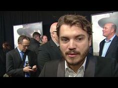 Lone Survivor: Emile Hirsch NY Premiere Interview --  -- http://wtch.it/V71IU