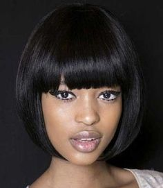 short bob hair cuts for black women | Women Hairstyles Ideas