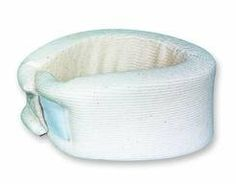 "Foam Cervical Collar MEDIUM 3"" x 11"" - 15"" QTY: 1 by SCOTT SPECIALTIES INC.. $13.88. Quantity: 1. 1"" thick soft foam is slightly contoured for a comfortable fit.. 3"" x 11"" - 15"". Medium. SCOTT SPECIALTIES INC.. 1"" thick soft foam is slightly contoured for a comfortable fit. Covered with stockinette and a Velcro® closure. Extra sleeve provided. Size width at chin x neck circumference."