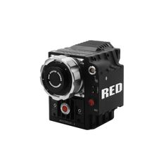 RED's Epic-X is an adaptable professional video camera. SSD modules, displays, lenses, viewfinders, and more are available as accessories. The Epic-X's 14-megapixel Mysterium-X sensor can record 5K video.