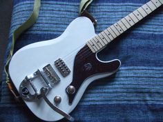 Cabronita with Bigsby and TV Jones Classic Plus pickup