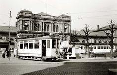 mainzer hauptbahnhof 1949