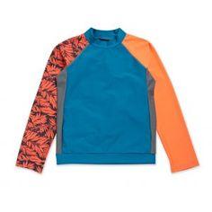 UV Protection clothing Long Wave from Nipper Skipper sailing kids rash vest