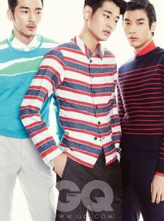 GQ Korea March 2013