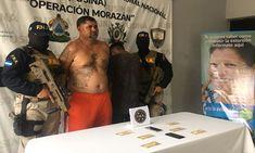 Honduras: Arrestan a dos supuestos extorsionadores en San Pedro Sula