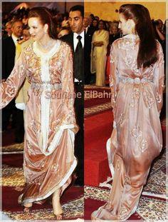 La princesse Lalla Salma