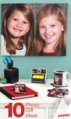 Time is always of the essence when the holiday season is in full swing. Luckily, your phone is full of photos just waiting for you to transform them into great gifts. Check out all of your options, from custom coffee mugs to personalized puzzles.