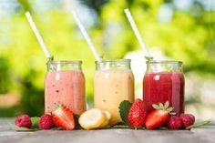 Przepisy na desery czyli koktajle owocowe, owocowe smoothie