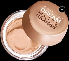The best foundation you can buy at a drug store hands down! This is best if you have oily skin. Maybelline also makes Dream Liquid Mousse, that is for normal skin, Dream Smooth Mousse for dry skin, and Dream Nude Airfoam for sheer coverage. I have tried all but the new airfoam one, but I really don't like sheer coverage foundation!!