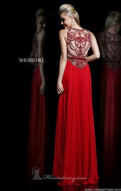 Sherri Hill 11069 Dress - MissesDressy.com
