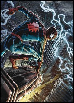 Spider-Man by Will Conrad