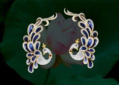 award winning indian diamond jewelry designs - Google Search