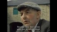 Yorkshire Dialect, older, stronger variety.