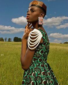 Happy #MelaninMonday BMS Citizens! Fashion: @kibonen_ny, @yndesigns &…