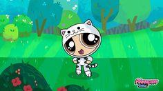 Kitty powerpuff girl!