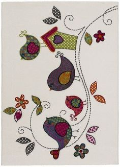 ideas for applique quilting tutorial fabrics Hand Applique, Wool Applique, Applique Patterns, Applique Quilts, Applique Designs, Embroidery Applique, Quilt Patterns, Machine Embroidery, Machine Applique