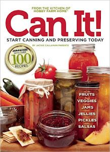 This site has a ton of canning recipes for almost anything you would ever need and want to can up.